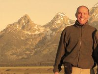 Roger in Jackson Hole, Wyoming